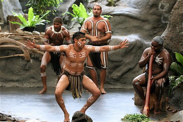 パームコーブ発 ジャプカイディツアー オーストラリアの先住民アボリジニのカルチャーパーク!