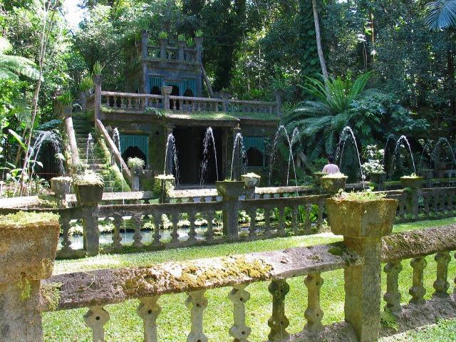 パームコーブ発 天空の城.パロネラパ―クと神秘熱帯雨林ツアー