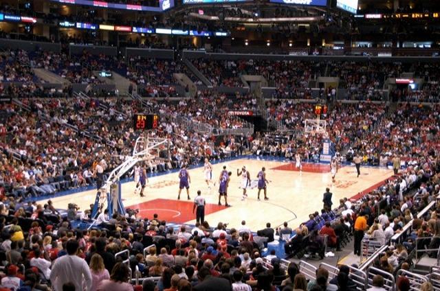 バスケットボール観戦(NBA)【10月末から4月中旬の開催】