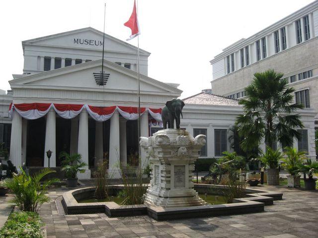 ジャカルタ市内観光ダイジェスト