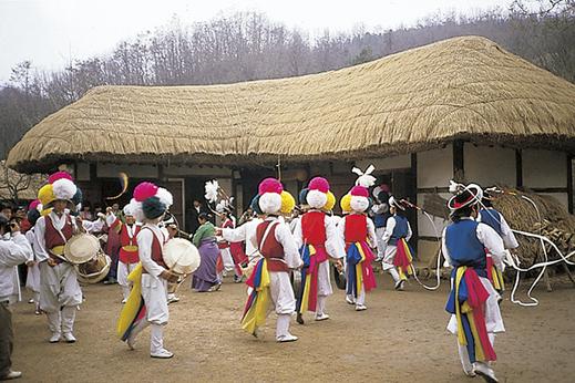 「民俗村」半日ツアー(午前/午後)