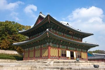 ソウル市内世界遺産観光半日午前ツアー