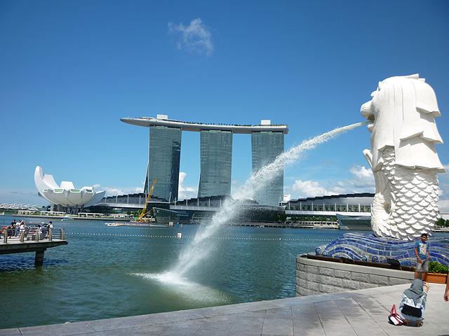 シンガポール1日タイムトラベル/ IONスカイデッキが10月までリノベーションのため、現在販売を中止しております。