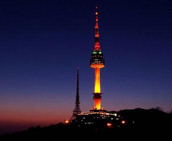 Nソウルタワー夜景ツアー