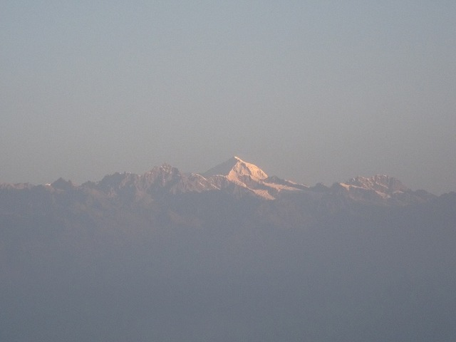 ヒマラヤの絶景を見るなら!ナガルコット1日観光 専用車利用