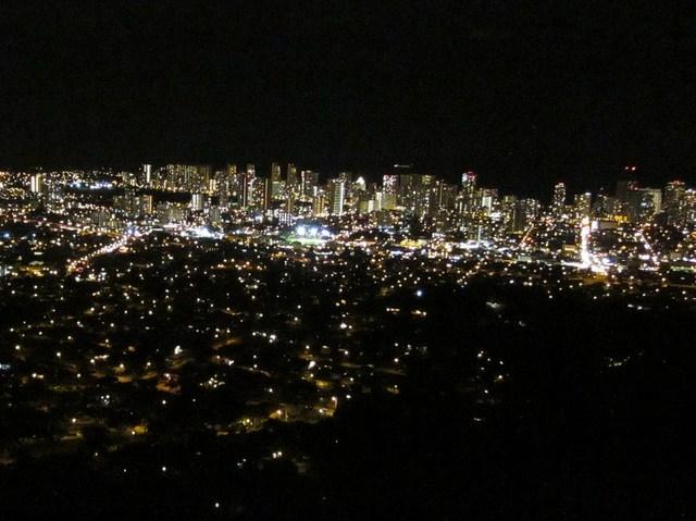 タンタラスの丘夜景ツアー