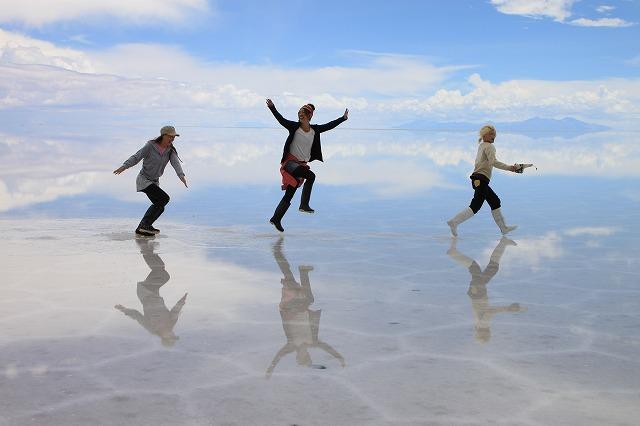 ウユニ塩湖2泊3日周遊ツアー [ウユニ発 ]