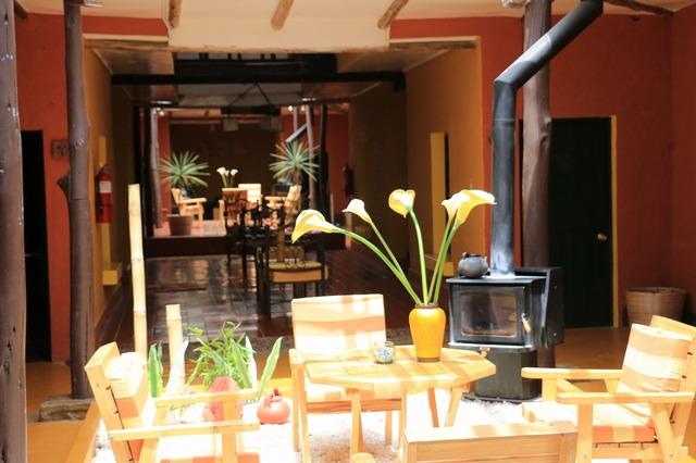 ジャルディネス ドゥ ウユニ Hotel Jardines de Uyuni [ウユニ市内中心部のかわいいホテル]
