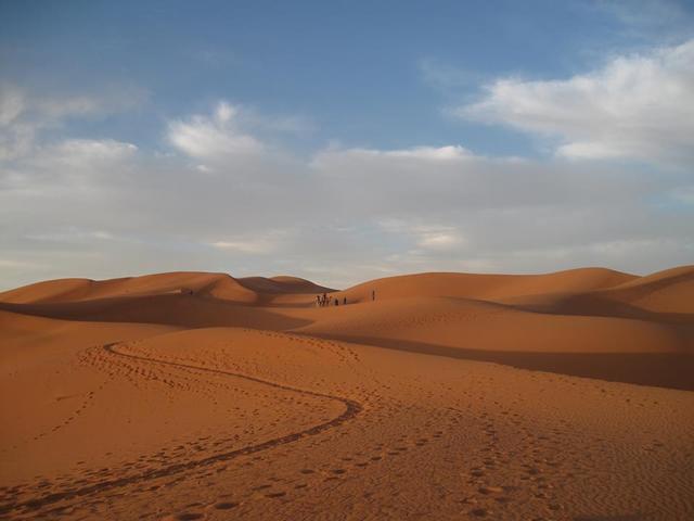 マラケシュ発 サハラ砂漠1泊2日弾丸ツアー オーベルジュ宿泊