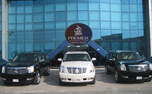 レクサス・BMW5シリーズ利用 ドバイ空港~ドバイ市内 空港送迎 / 4名まで乗車可