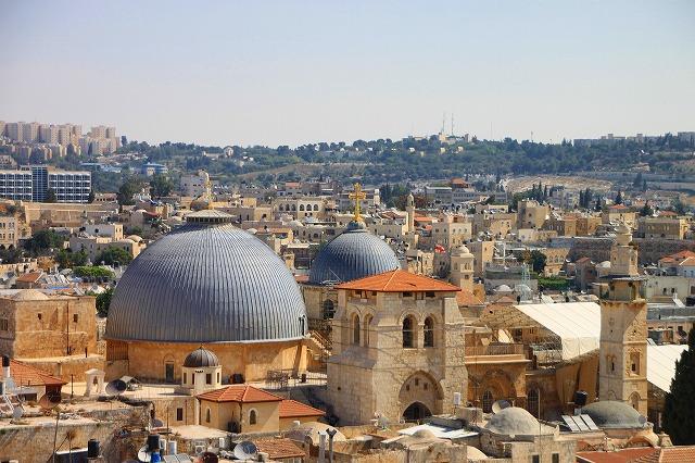テルアビブ発 古の都エルサレムを巡る【1泊2日】プライベートプラン