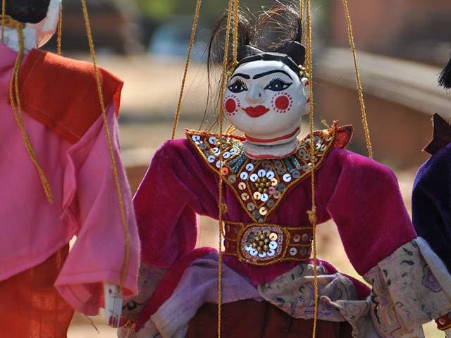 伝統操り人形ディナーショー