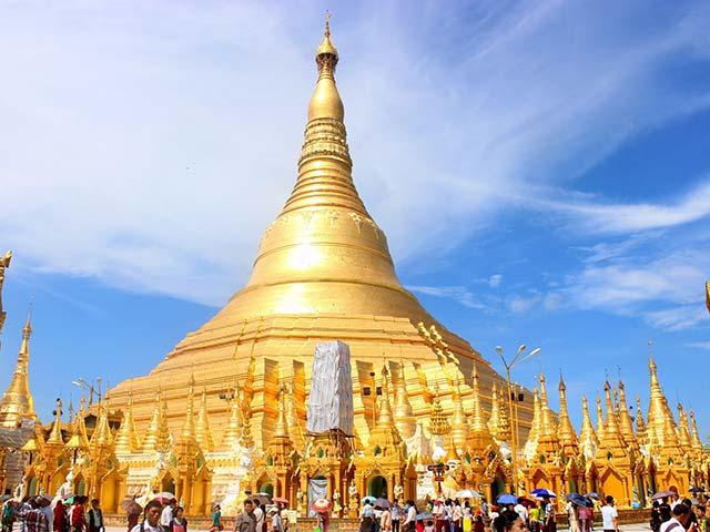 ヤンゴン半日市内観光
