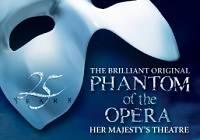 オペラ座の怪人 - ウエストエンドでミュージカルが見たい!