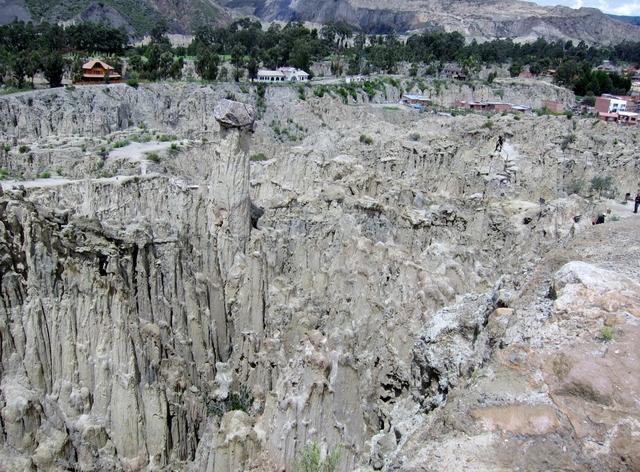 世界遺産ティワナク遺跡と月の谷[専用車・英語ガイド]