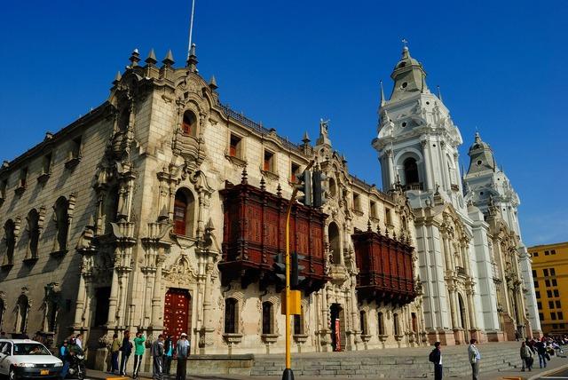 リマ市内主要ホテル - リマ・ホルヘチャベス空港片道送迎