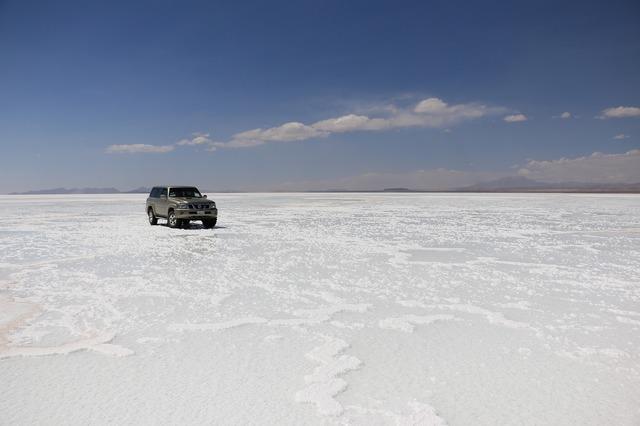 ウユニ塩湖で塩のホテル & 日本語ツアー付 5日間 [サンパウロ 発 / ウユニの観光:日本人アシスタントガイド付(12月下旬~3月) またはスペイン語ドライバーのみ(4月~12月下旬)] ※燃料込み