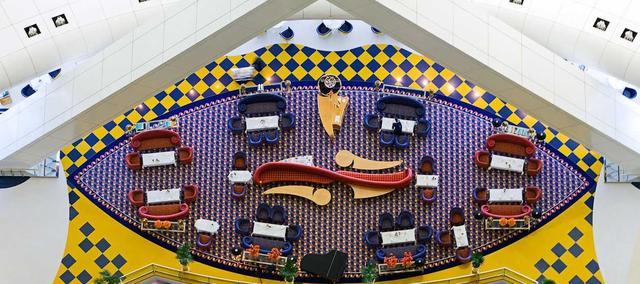 世界で最も贅沢なホテル「バージュ・アル・アラブ」 サンエダーで選べる3タイプのブレックファースト