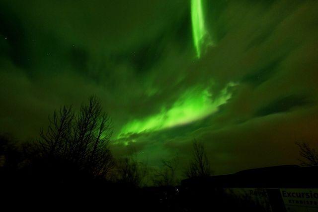 アイスランドで宿からオーロラ鑑賞 4日間 [航空券・郊外B&B3泊] ロンドン発
