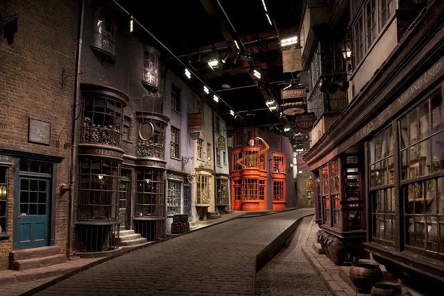【大人気!】映画ハリー・ポッターの世界へ! ワーナーブラザーズ・スタジオツアー・ロンドン