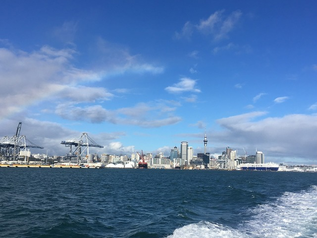 日本人ガイドとまわるゆったりオークランド1日観光!