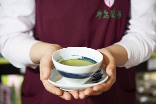 深蒸し八女茶 牛島製茶工場見学【福岡県八女市】