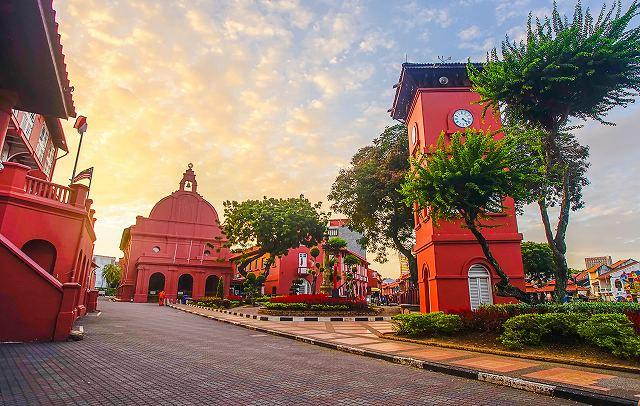 世界遺産の街マラッカ 楽しい!かわいい!マレーシアの古都を完全制覇!【オンライン体験/Zoom利用 】