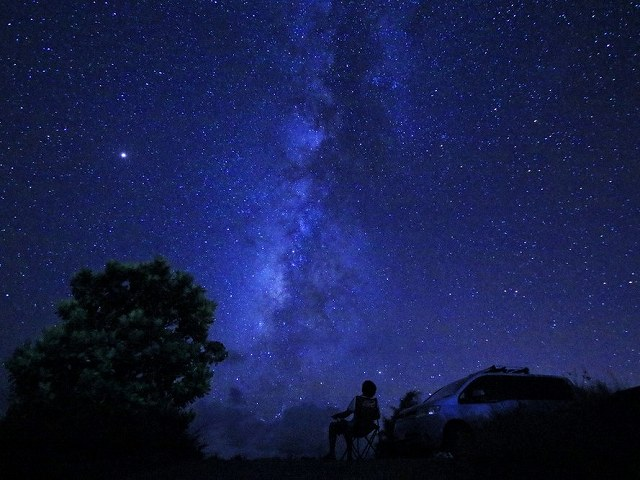 星空ナイトツアー!世界・メディアが注目する「日本初の星空保護区」へご案内【西表島】